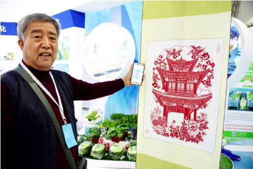聊城:武立序剪纸艺术  讲述茌平民间故事